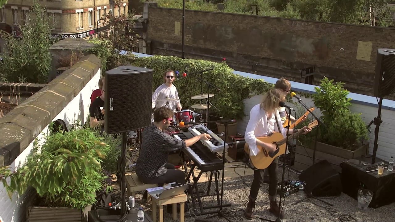 Village Underground- Rooftop Sessions #1 July 2015