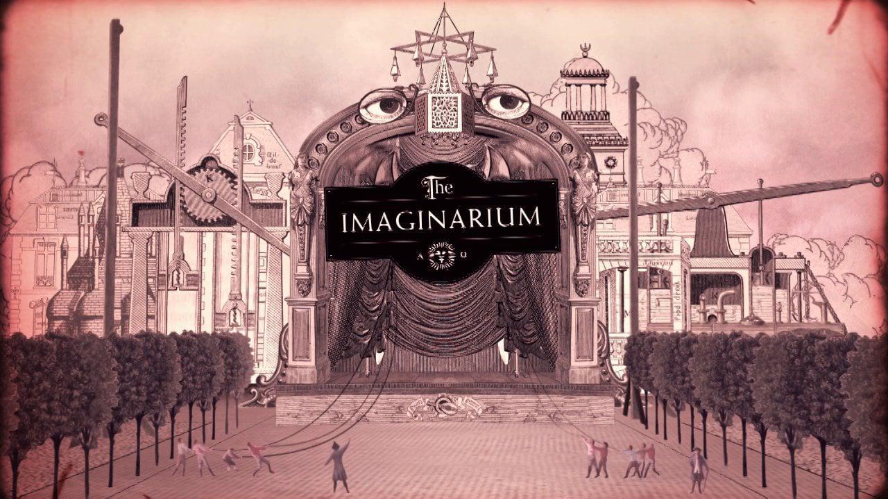 Enter the Imaginarium