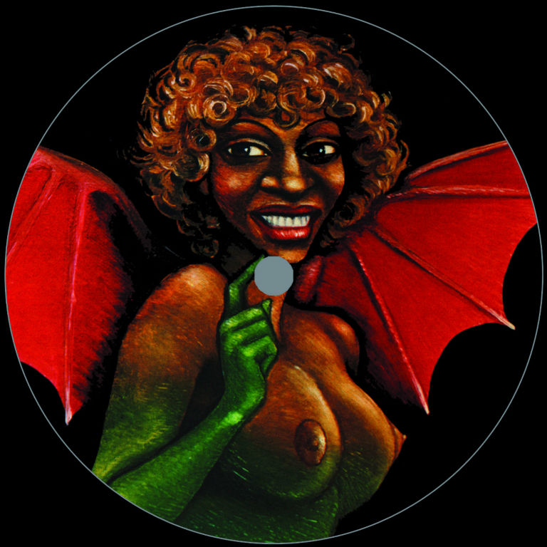 Black Devil Disco Club 768 x 768