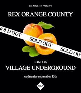 VU sold out