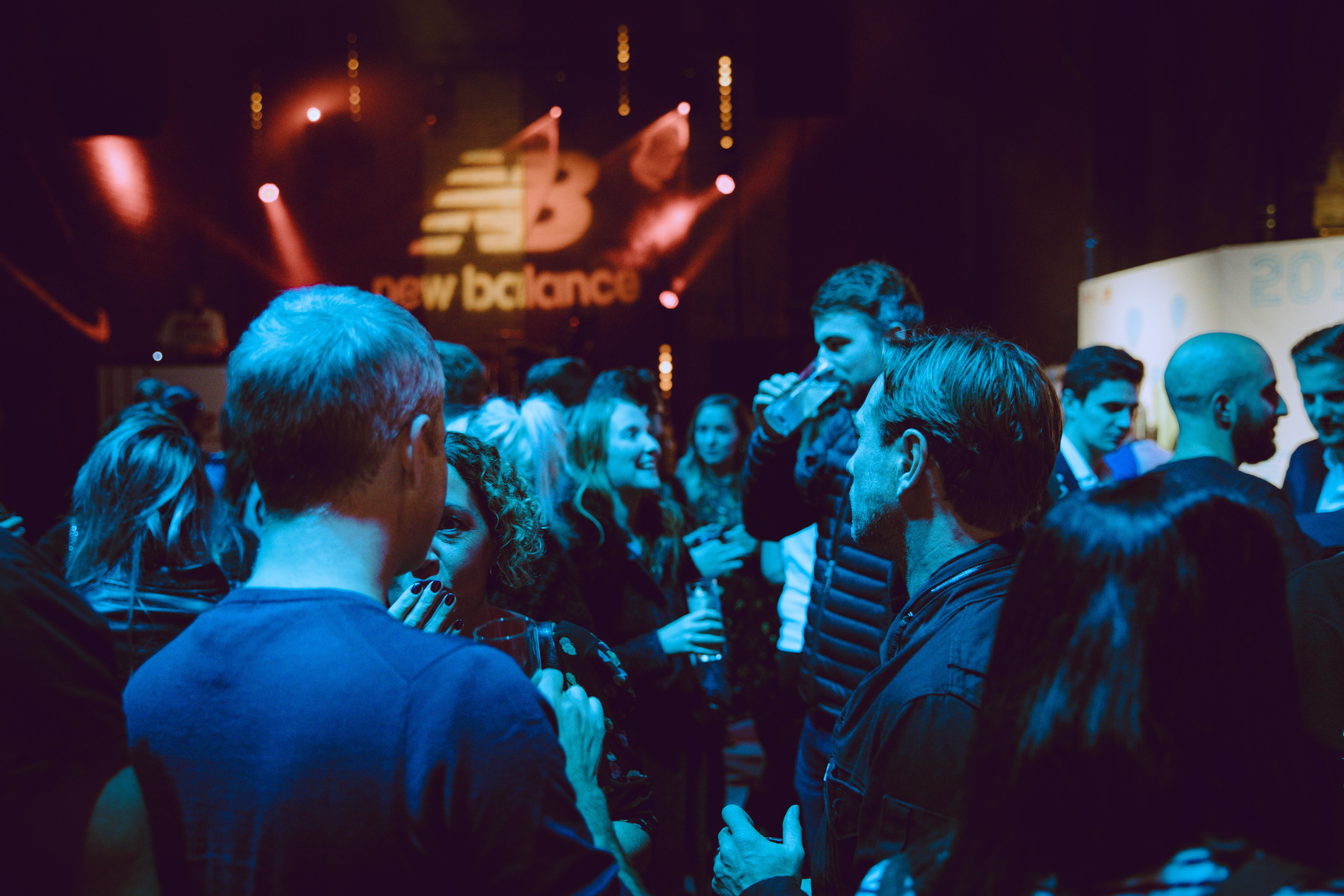 New Balance Virgin London Marathon Launch party