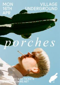 porches poster