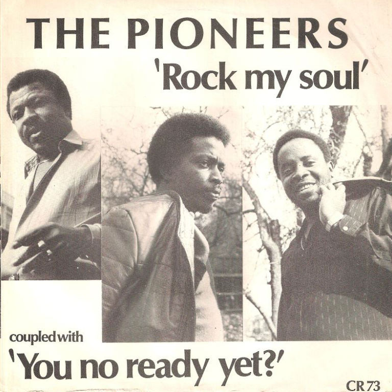 The Pioneers 768 x 768