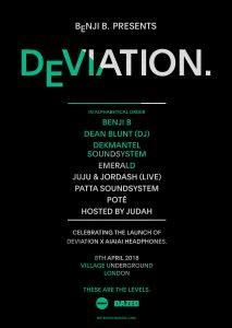 Devation-poster