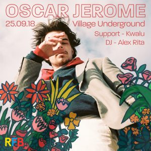 Oscar Jerome VU supports