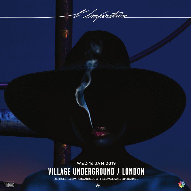 L'Impeěratrice_2019_london_square