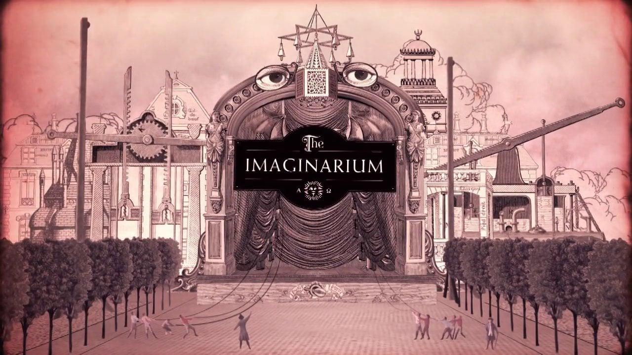 Step Inside The Imaginarium