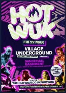 Hot Wuk Poster [Web]