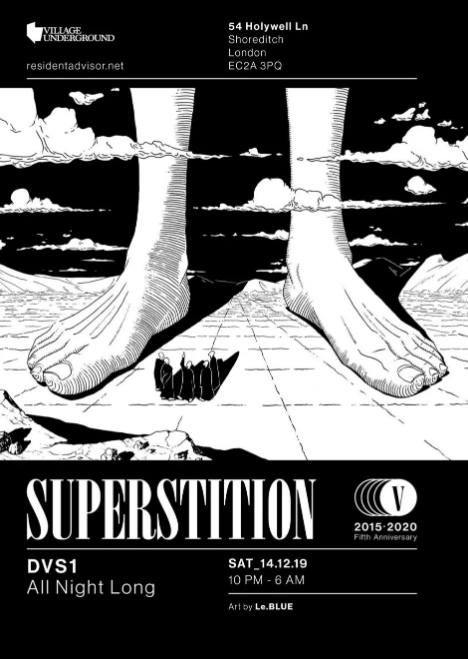 DVS1 poster