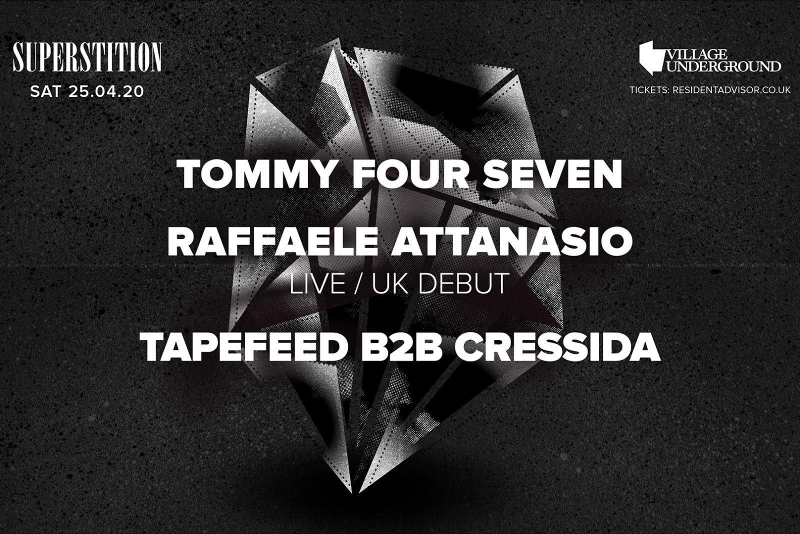 Tommy Four Seven + more