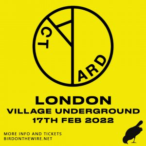 yard act village underground square